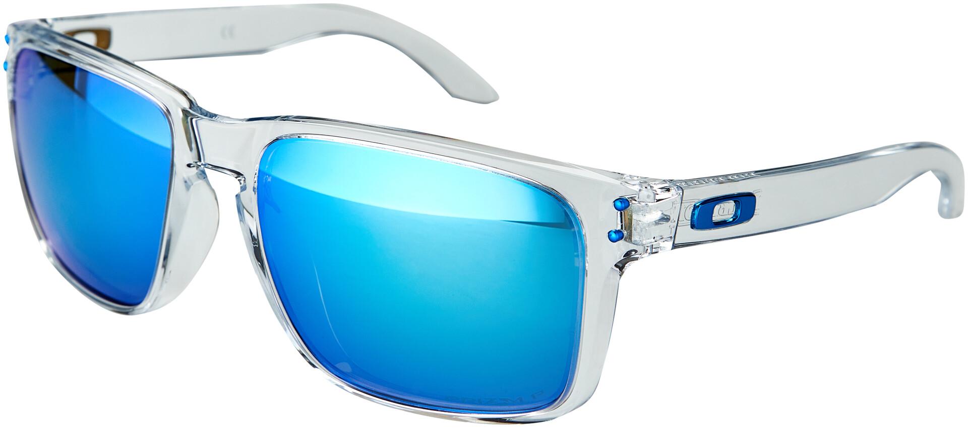oakley holbrook blå solbriller